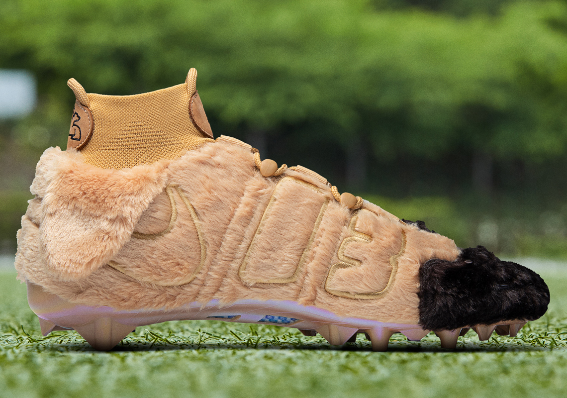 Nike OBJ Cleats For A Cause Pawsitively