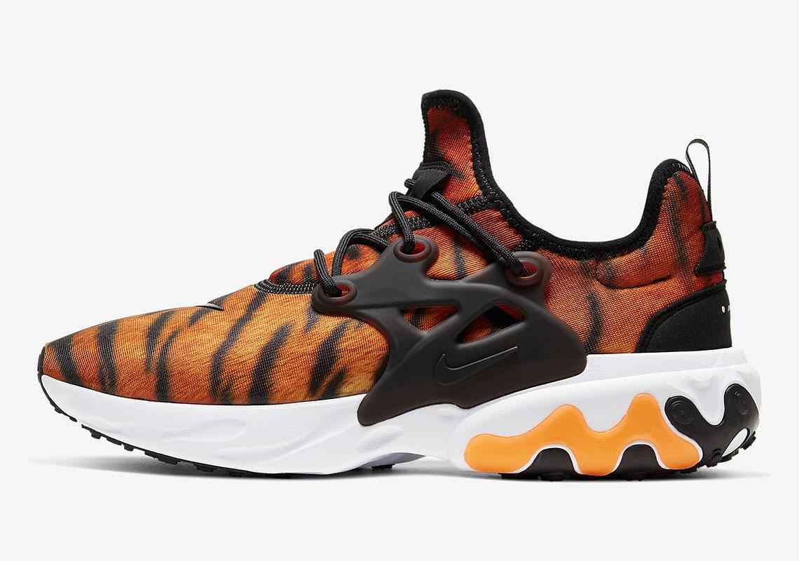 Corda Affidabile zanzara  Nike React Presto Tiger CN7664-800 Release Info | SneakerNews.com