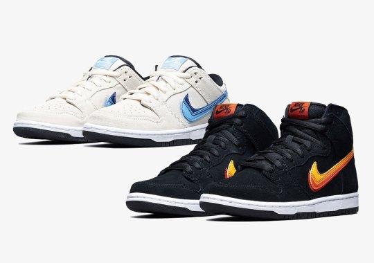 Upcoming Nike SB Dunk Set Utilizes Desert Plain Themes
