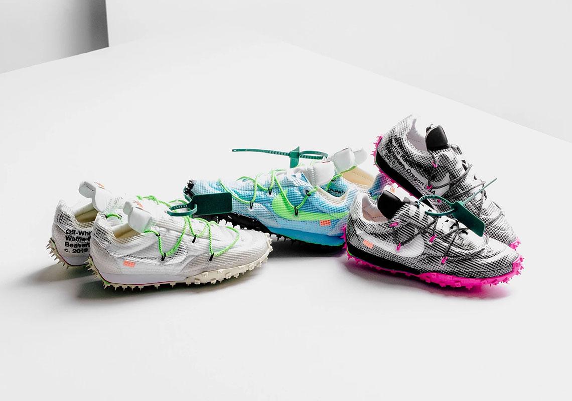 Off White Nike Waffle Racer - Relase Info | SneakerNews.com