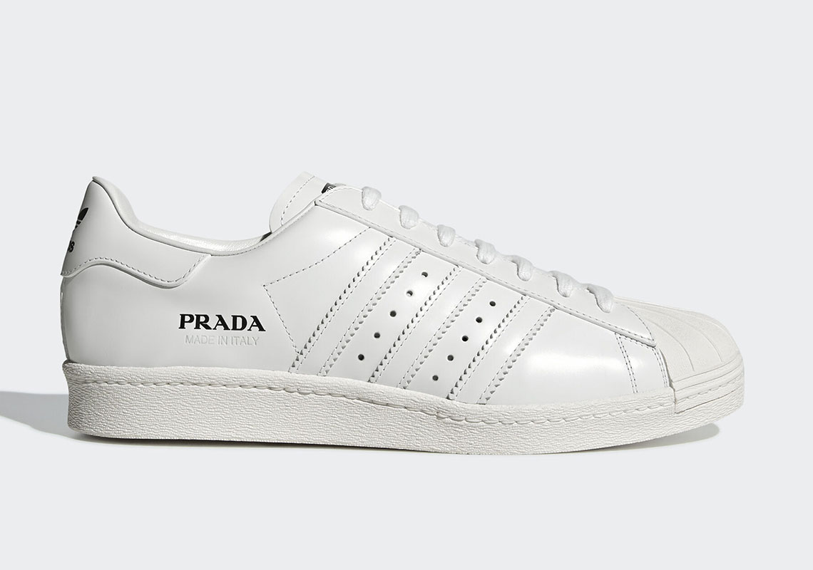Prada adidas Superstar FW6683 |