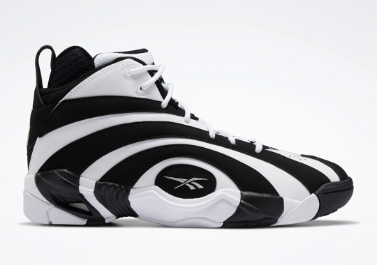 Reebok Brings Back The Unforgettable Shaqnosis