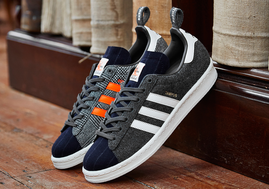 Size Fox Brothers adidas Campus - Release Info | Eurostars ...