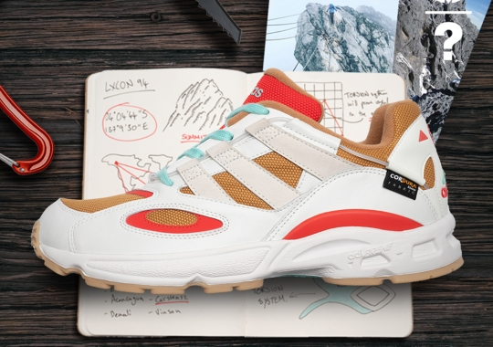 Size? Continues Trail And Hiking Inspired Series Of Exclusive adidas LXCON 94s