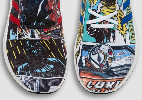 "Star Wars and adidas To Release An AM4 Speedfactory ""The Force"""