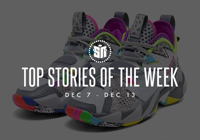 Sneaker News Info + Updates December 7th 2019 | SneakerNews.com