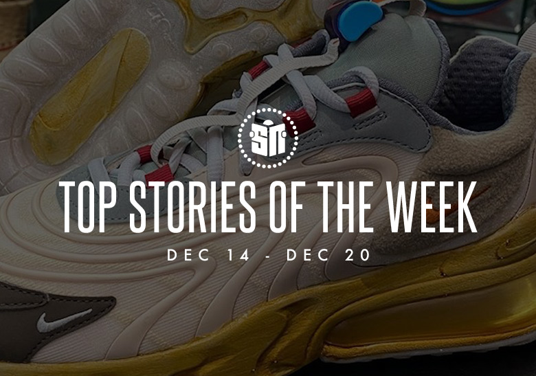 Sneaker News Info + Updates December