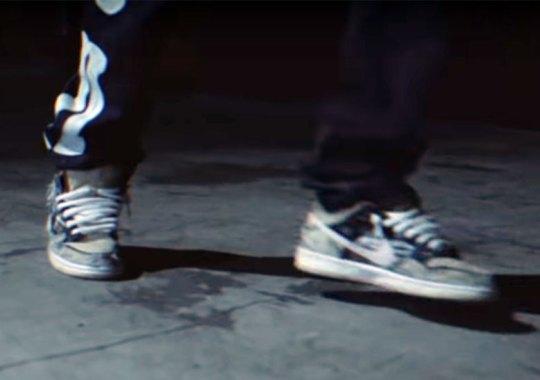 Travis Scott Debuts Never Before Seen Nike SB Dunk In New Jackboys Video