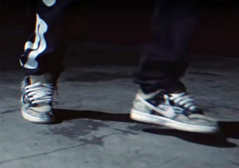 Travis Scott Nike Sb Dunk Low Jackboys Sneakernews Com