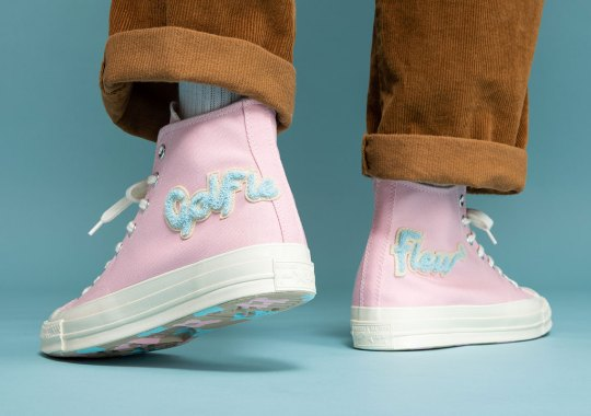 "Tyler, The Creator's Converse Chuck 70 ""Chenille"" To Release Again"