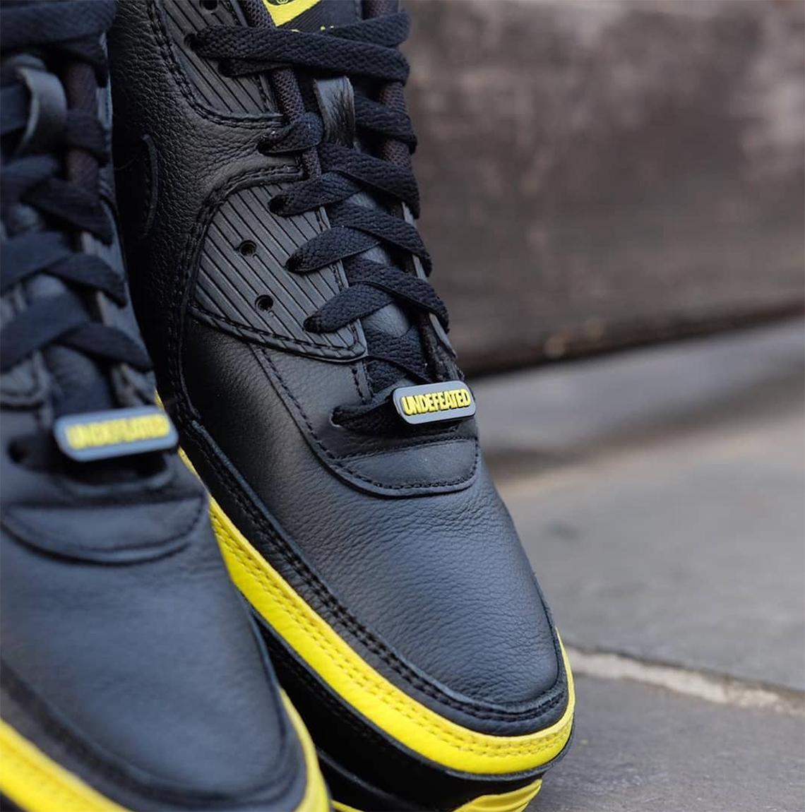 Nike Air Max 90 UNDEFEATED CJ7197 001 |