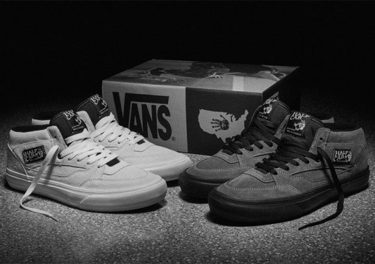 Uprise Skateshop Calls Back To Its 1997 Store Opening With Vans Half Cab Pro Collaboration