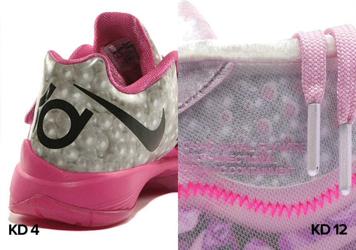 Nike KD 12 Aunt Pearl CT2740-900