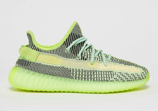 "The adidas Yeezy Boost 350 v2 ""Yeezreel"" Is Ready To Release"
