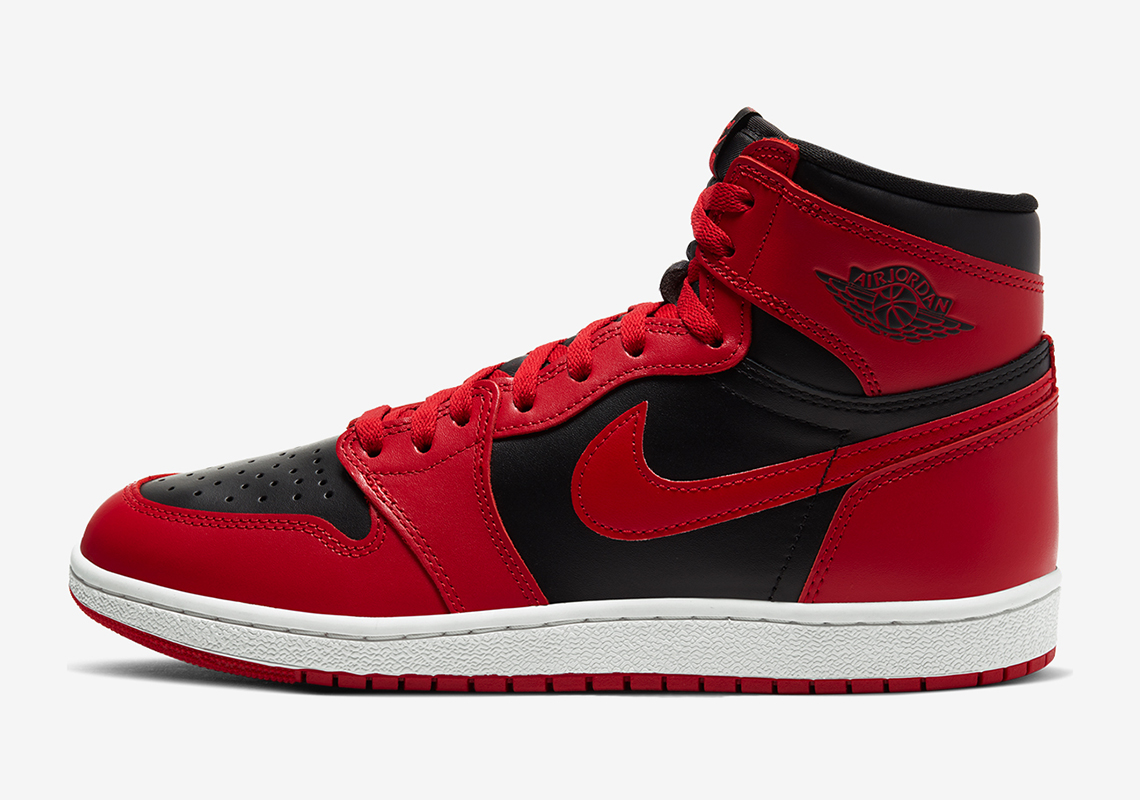 Air Jordan 1 Hi 85 Varsity Red Black