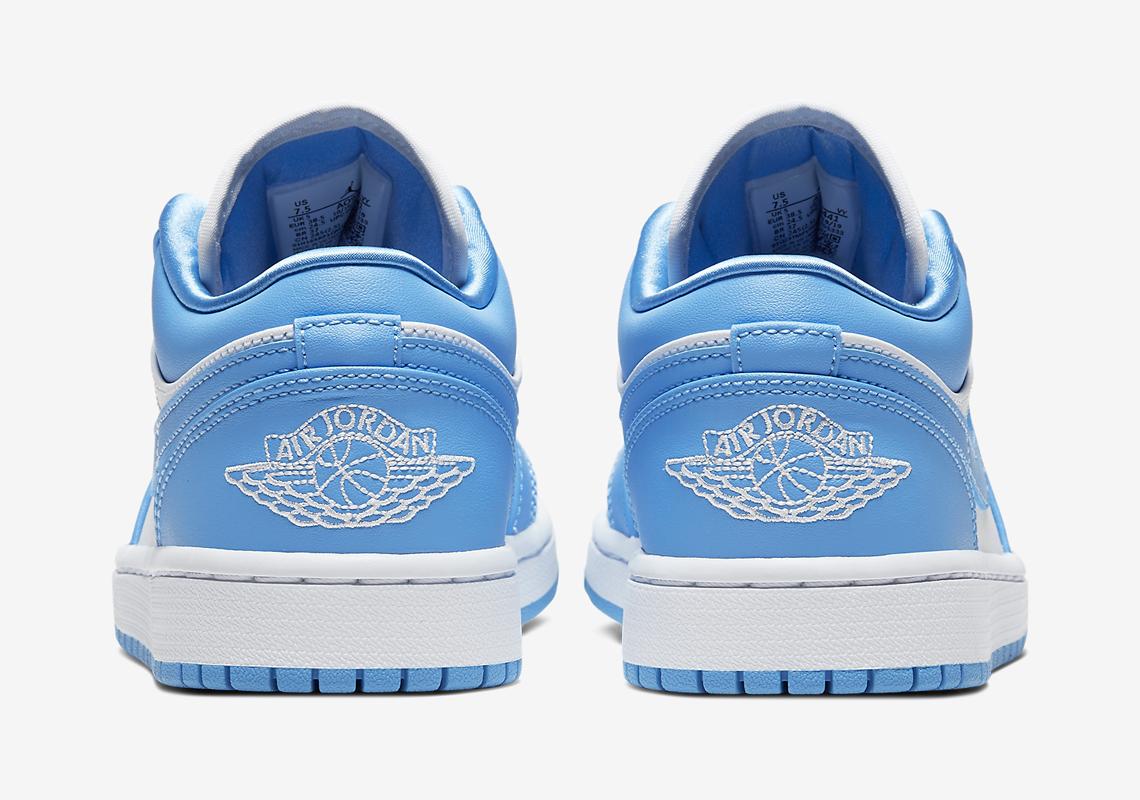 Air Jordan 1 Low Unc Ao9944 441 Release Info Sneakernews Com