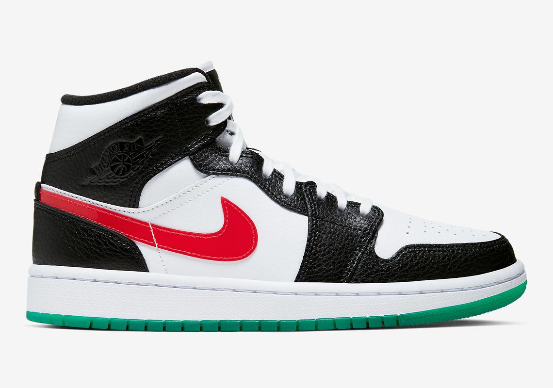Air Jordan 1 Mid BQ6472-063 Release