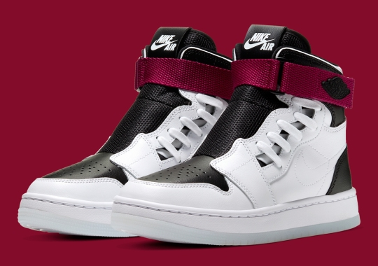 "Jordan Brand's Seasonal ""Noble Red"" Continues With The Air Jordan 1 Nova XX"