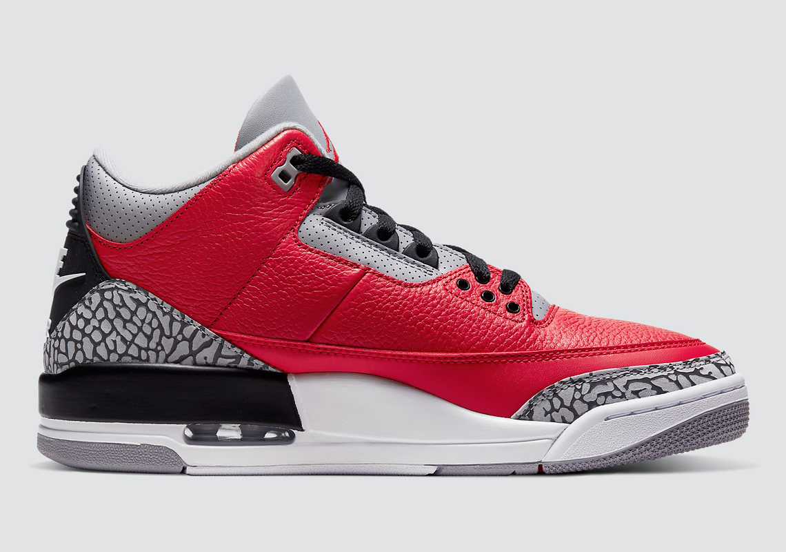 best service sneakers outlet store sale Air Jordan 3 Unite Fire Red CK5692-600 Release Date | SneakerNews.com