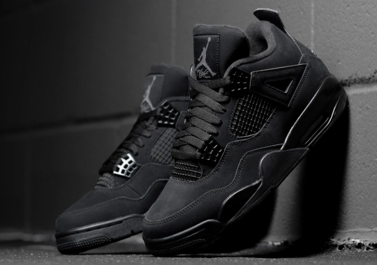 "The Air Jordan 4 ""Black Cat"" Releases Tomorrow"