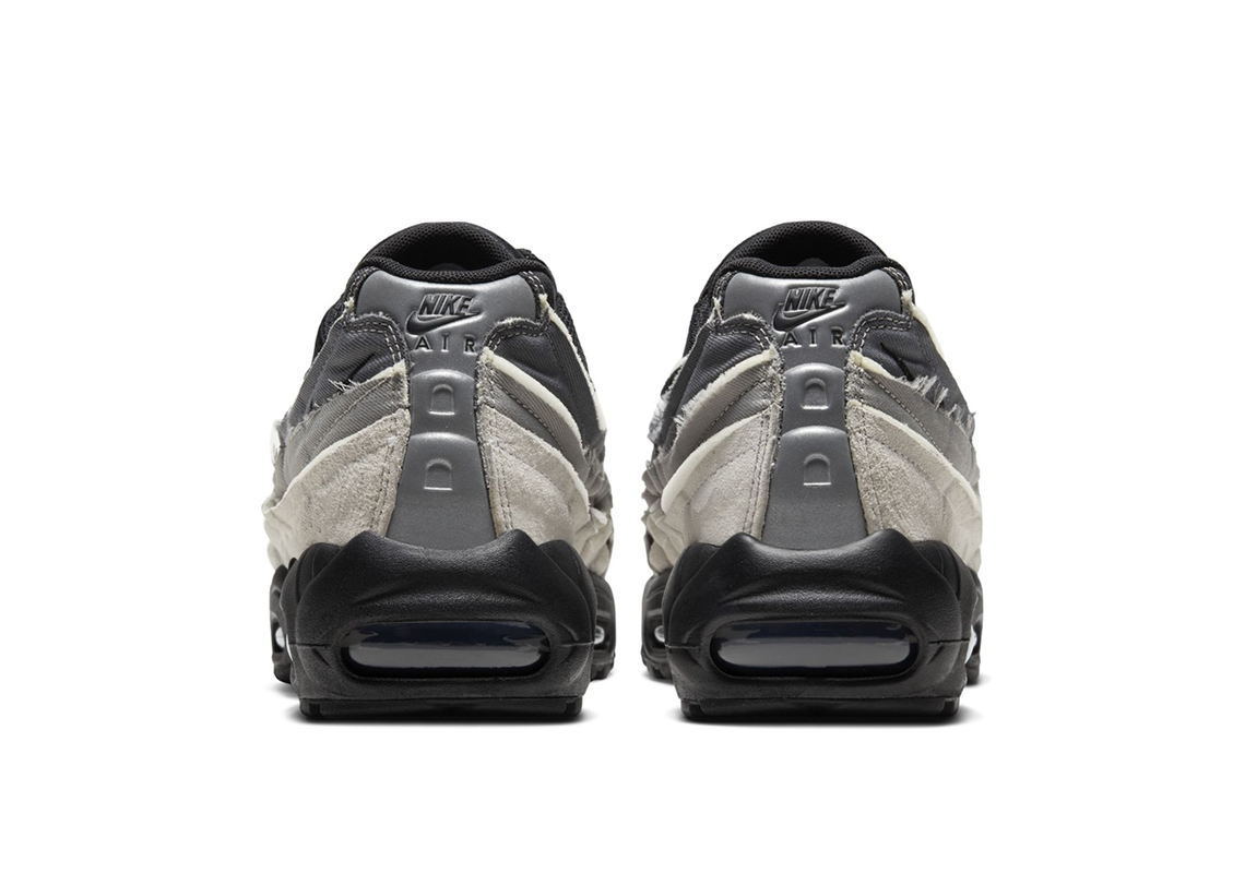 Comme Des Garcons Cdg Nike Air Max 95 Release Info Sneakernews Com