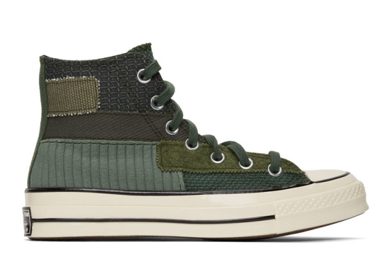 Converse Debuts A New Chuck 70 With Patchwork Uppers