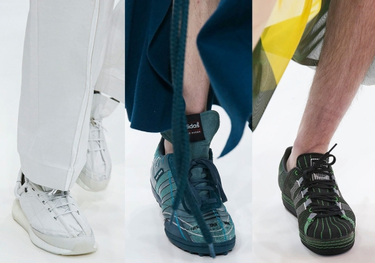 Craig Green Continues To Remix adidas Classics For Autumn/Winter 2020