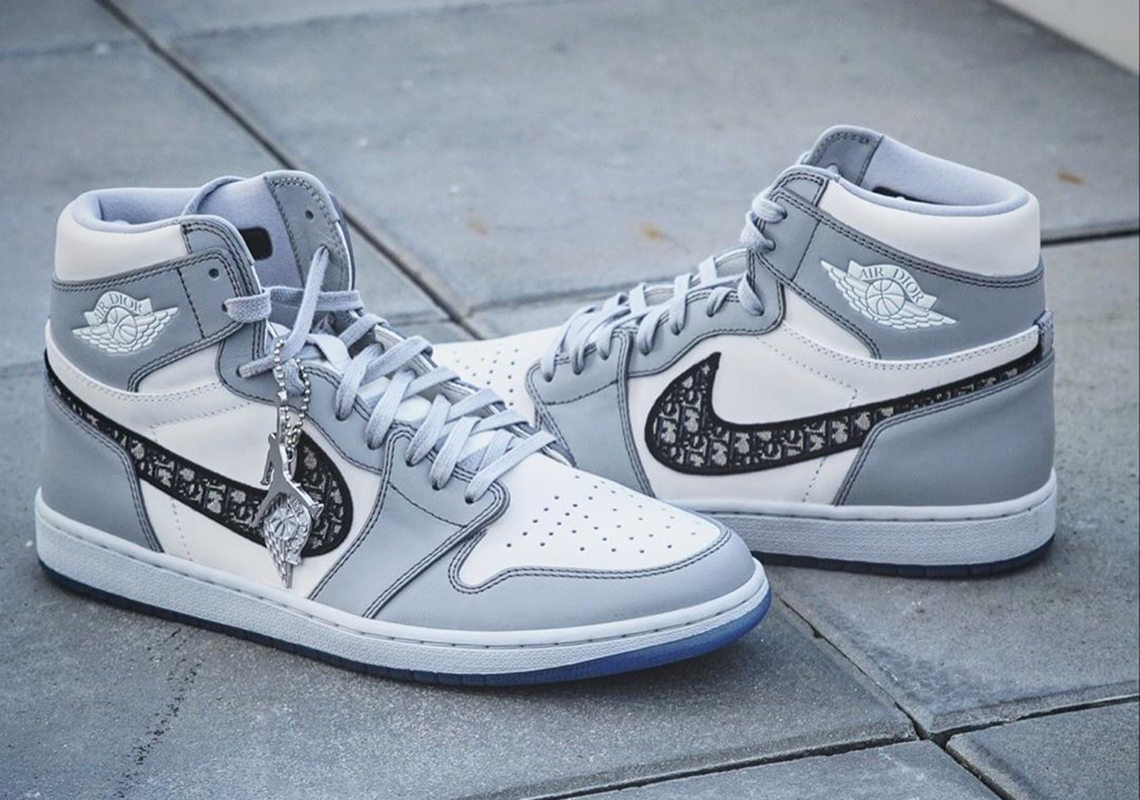 Dior Air Jordan 1 High Photos + Release Info | SneakerNews.com