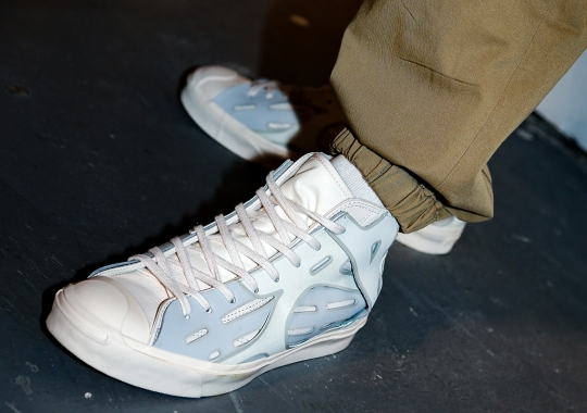 Feng Chen Wang Dissects The Converse Jack Purcell For Summer 2020