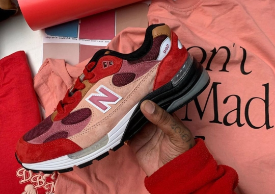 Joe Freshgoods Reveals A Don't Be Mad x New Balance 992