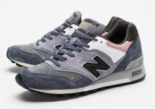 "New Balance Color-Matches The 577 ""Year Of The Rat"" To The Zodiac Animal"