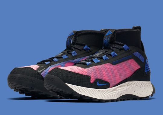 The Nike ACG Terra Zaherra Returns In Rush Pink And Racer Blue