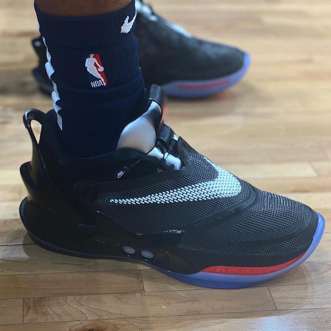 Nike Adapt Bb 2 0 Bq5397 001 Release Info Sneakernews Com