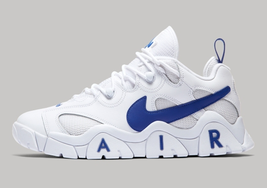 The Nike Air Barrage Low Set To Return In 2020