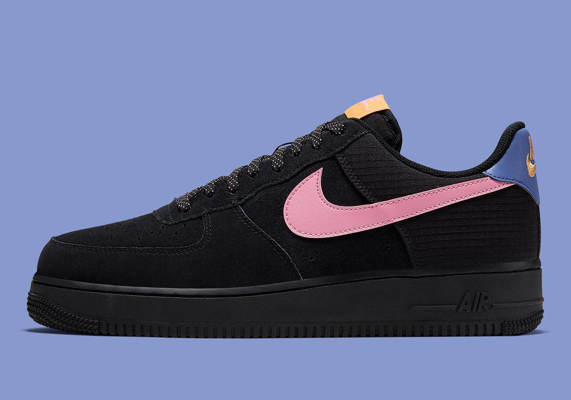 On Foot: Nike Drop an Air Force 1 'Rose' Tribute Sneaker