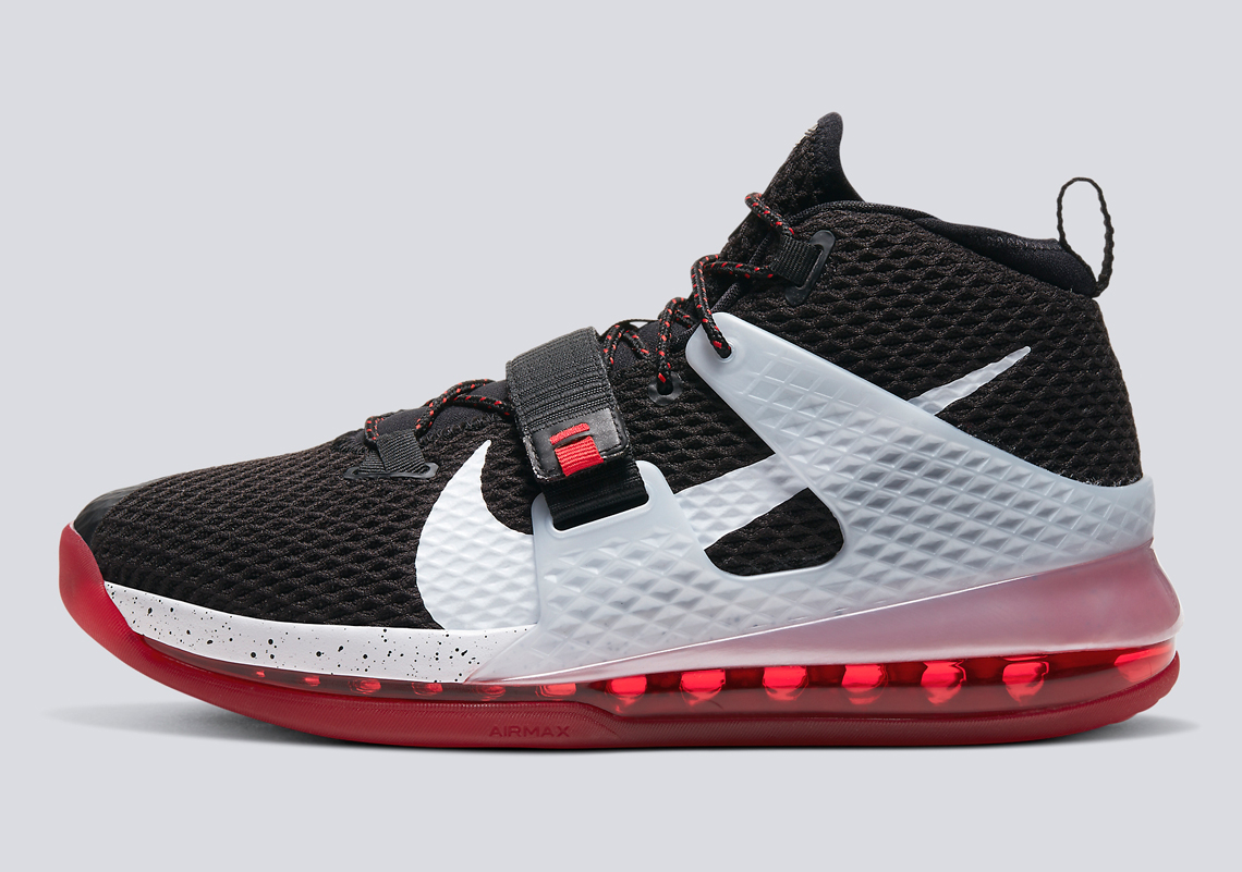 The Nike Air Force Max Is Coming In A