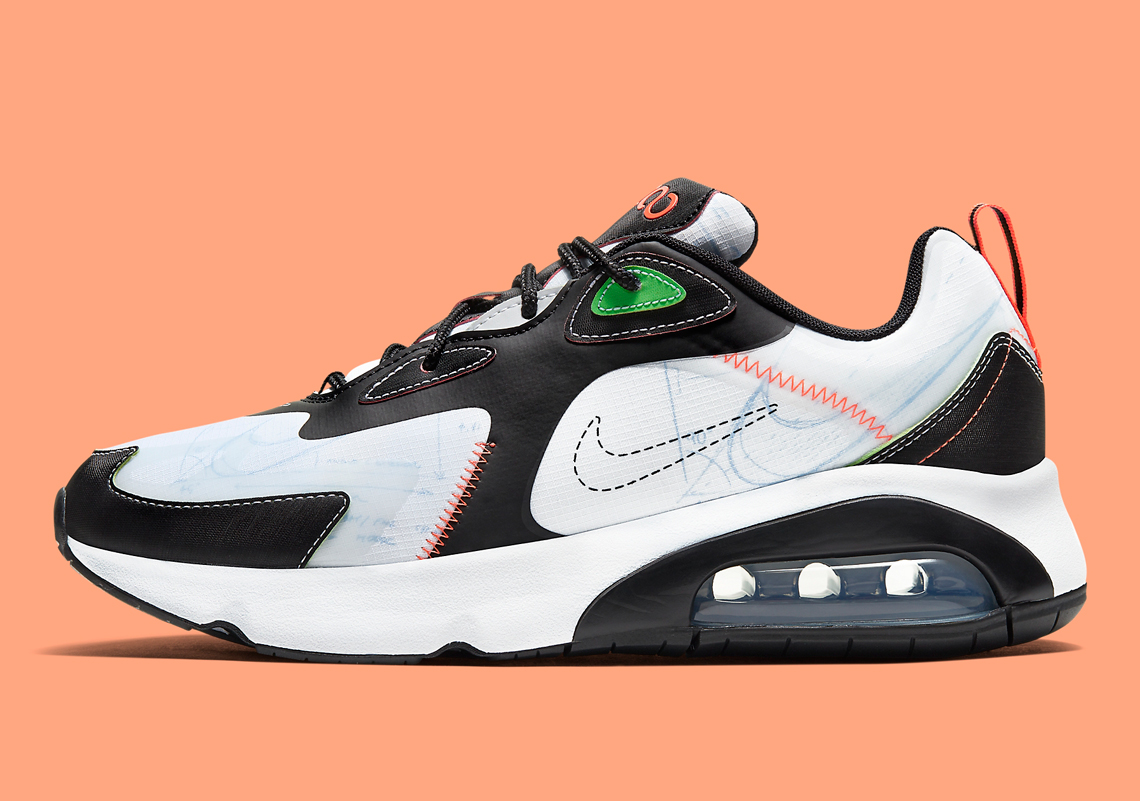 Nike Air Max 200 CU6647-100 Release
