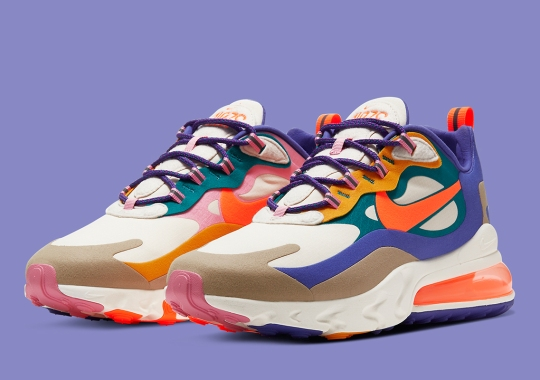 Nike Sportswear Expands Its ACG Tribute With The Air Max 270 React