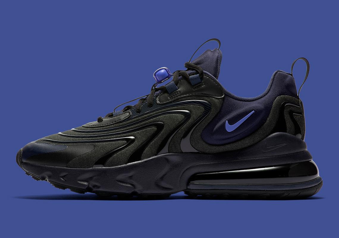 Nike Air Max 270 React Eng Cd0113 001 Sapphire Sneakernews Com