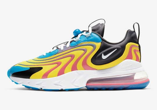 The Nike Air Max 270 React ENG Releases On January 16th