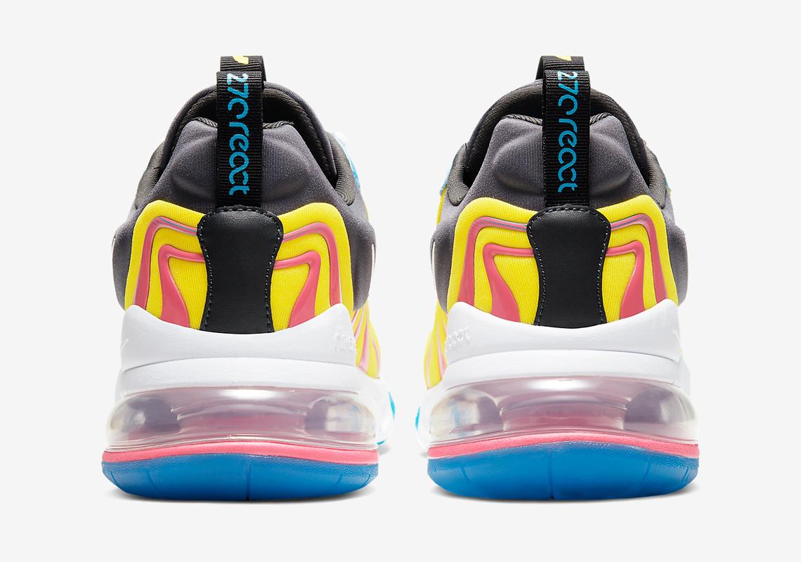 Nike Air Max 270 React Eng Cd0113 400 Sneakernews Com