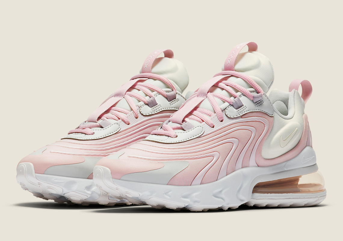Nike Air Max 270 React Eng Pink Ck2595 001 Sneakernews Com