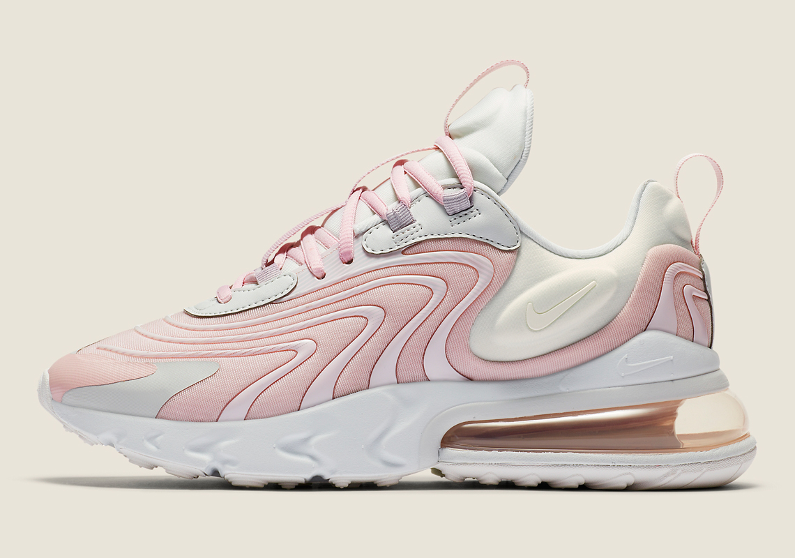 Nike Air Max 270 React ENG Pink CK2595 001 |