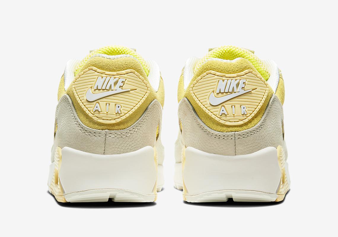 Air Max 90 Lemon