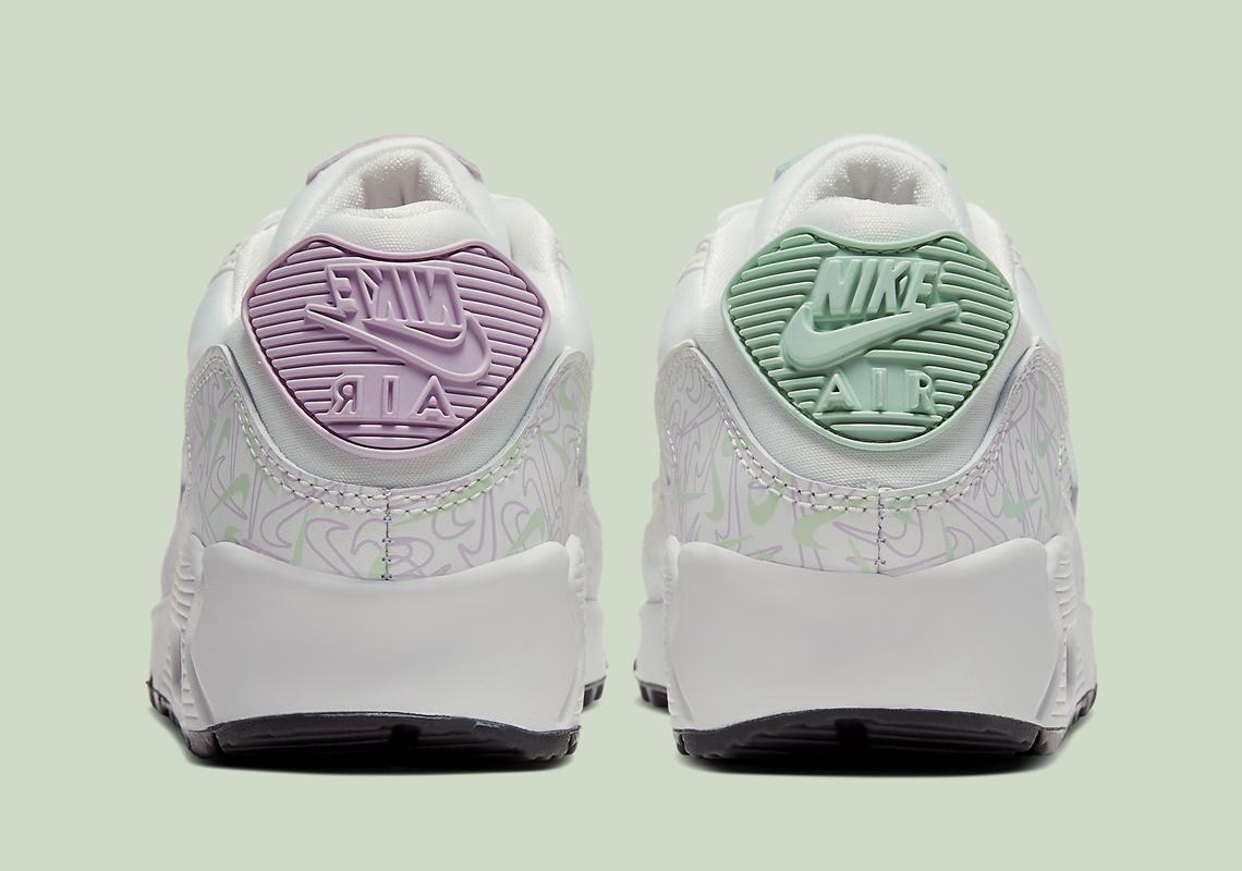 Nike Air Max 90 Valentine's Day CI7395 100 Release Date