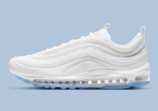 This Upcoming Nike Air Max 97 Is White Hot