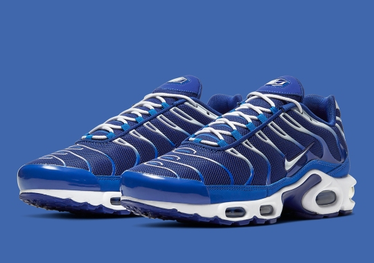 The Nike Air Max Plus Goes Arctic Chill With Its Latest Colorway