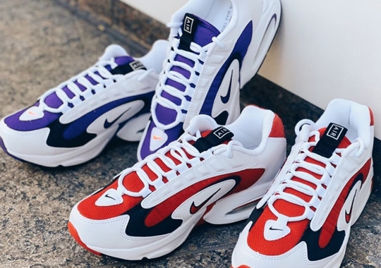 The Next Wave Of The Nike Air Max Triax 96 Colorways Is In Stores