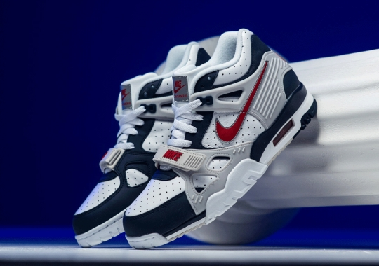 """The Nike Air Trainer 3 """"Olympic"""" Is Available Now"""