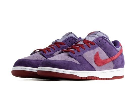 "Where To Buy The Nike Dunk Low ""Plum"""